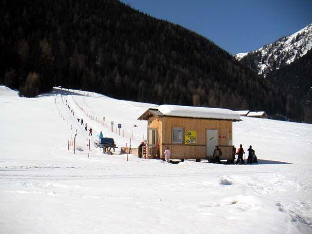 Kinderlift Stauder in Innervillgraten - Innervillgraten Tirol