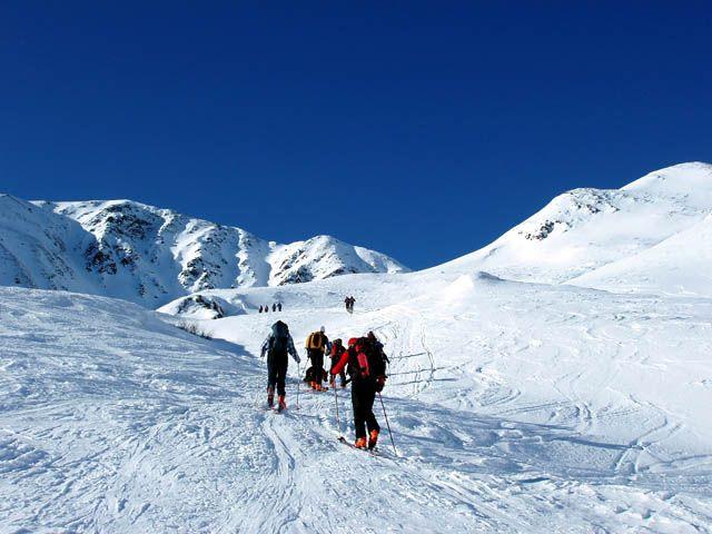 Villgratental is a paradise for ski mountaineers. - Innervillgraten Tirol