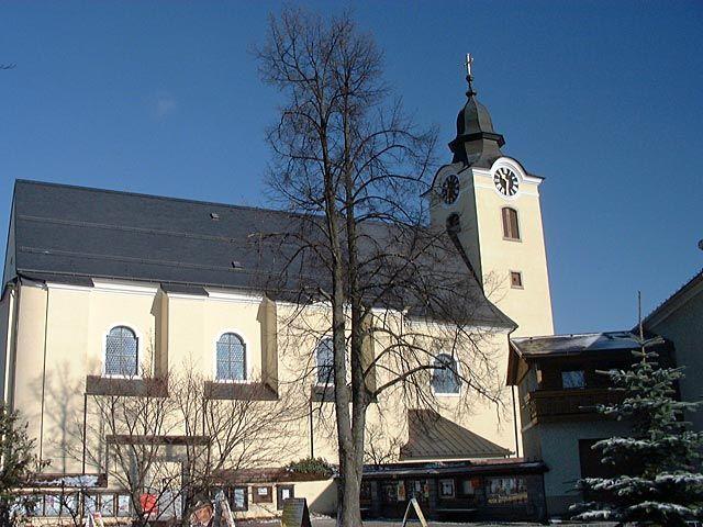 Herzlich Willkommen in Sandl - die Schi und Feriengemeinde - Sandl Oberoesterreich