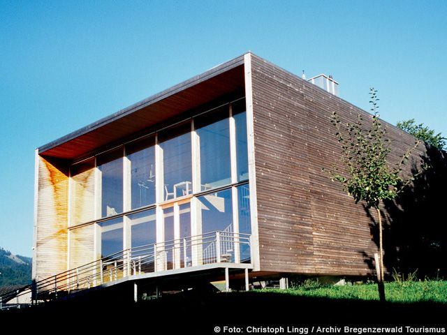 Moderne Architektur in Vorarlberg - Vorarlberg