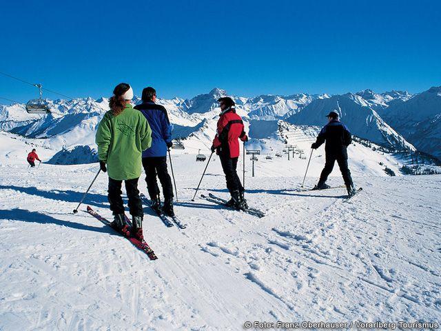 Skiurlaub in Vorarlberg - Vorarlberg