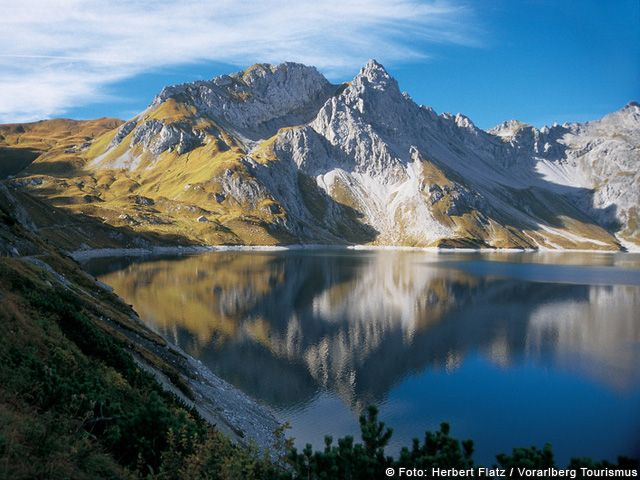 Alpen in Vorarlberg - Vorarlberg