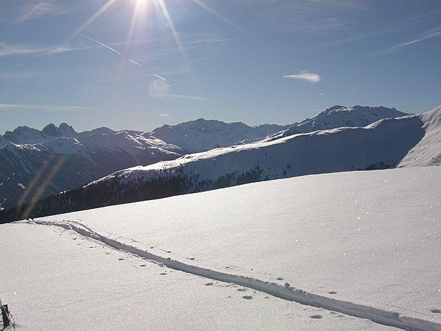 Herrlicher Blick auf die umliegende Bergwelt! - Ranggen Tirol
