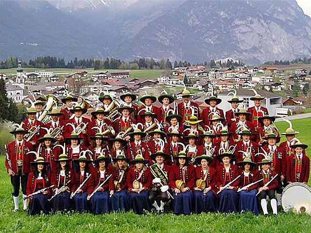 Die Blasmusikkonzerte der Musikkapelle Ranggen sind bei Einheimischen und Gästen sehr beliebt! - Ranggen Tirol