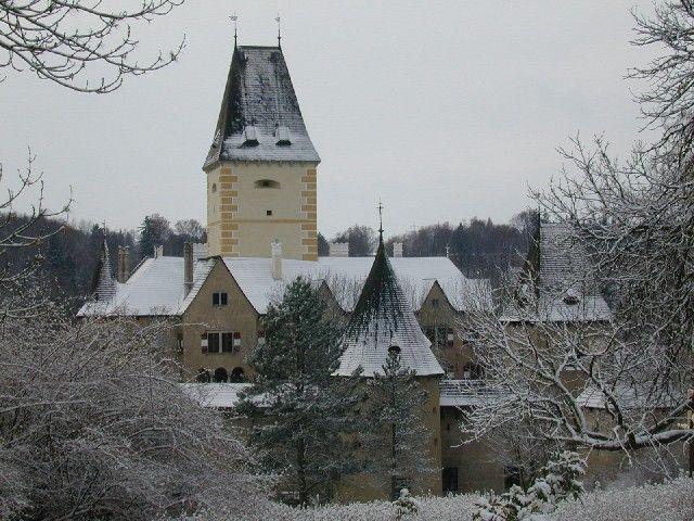 Schloss Ottenstein - Rastenfeld Niederoesterreich