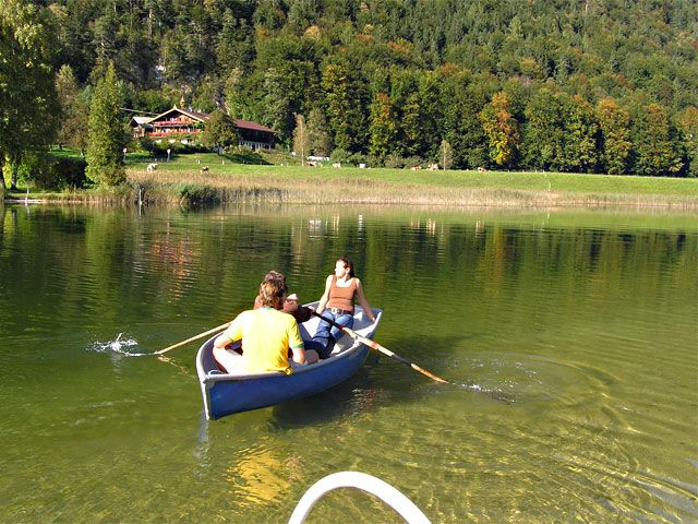 Alpbachtal Seenland Bild für Fotogalerie - Alpbachtal Tirol