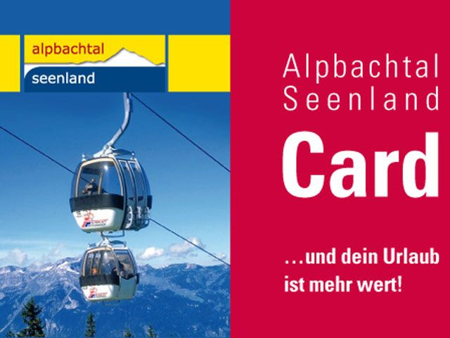 Alpbachtal Seenland Image for photo gallery - Alpbachtal Tirol