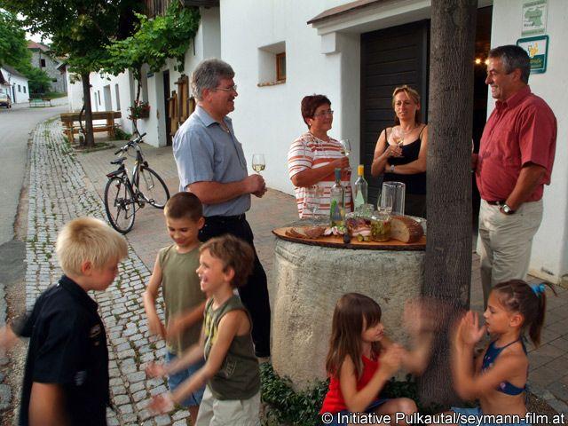 Kellergasse Pulkautal - Weinviertel Lower Austria
