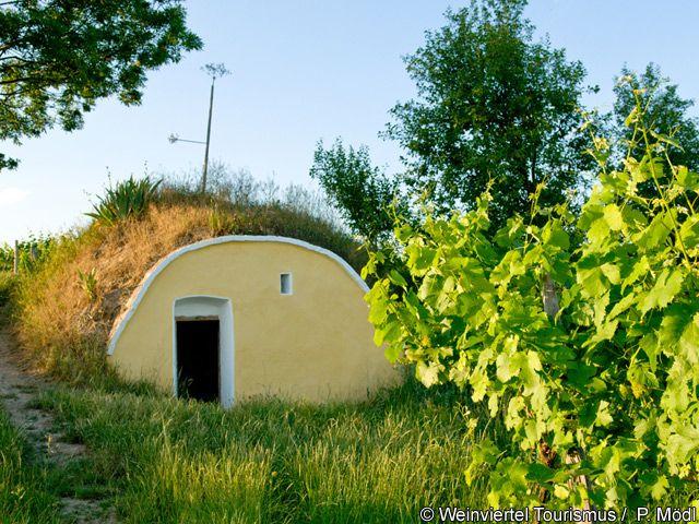 Hiatahütte bei Radlbrunn - Weinviertel Lower Austria