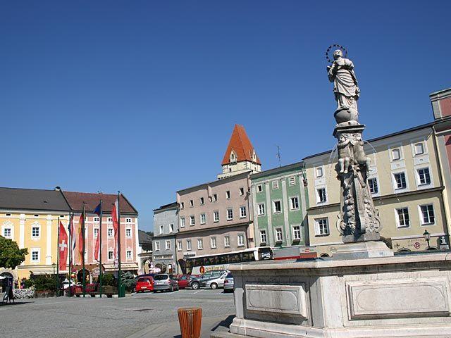 Im Süden Venedig, im Norden Prag: Auf diesem uralten Handelsweg zwischen beiden Städten liegt das mittelalterliche Freistadt. - Freistadt Upper Austria