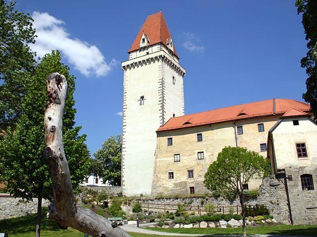 MÜHLVIERTLER SCHLOSSMUSEUM IN DER BRAU- UND KULTURSTADT FREISTADT - Freistadt Oberoesterreich