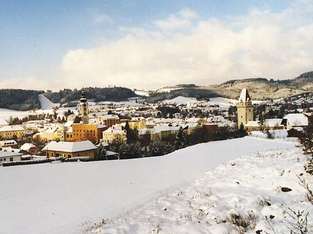 Winterzauber in der mittelalterlichen Brau- und Kulturstadt Freistadt - Freistadt Upper Austria