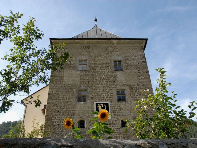 Schloss Sigmundsried in Ried im Oberinntal Tiroler Oberland  - Ried im Oberinntal Tirol