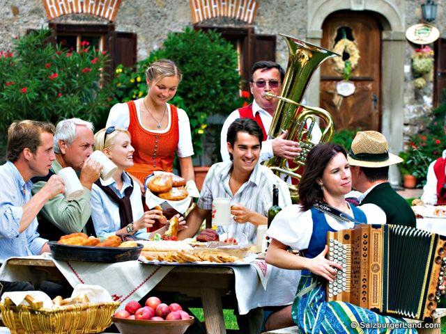 Tradition in Salzburg - Salzburg