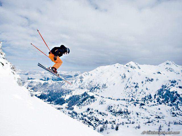 Skifahren in Salzburg - Salzburg