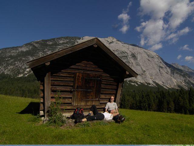 Olympiaregion Seefeld - Informationsbüro Scharnitz Bild für Fotogalerie - Scharnitz Tirol