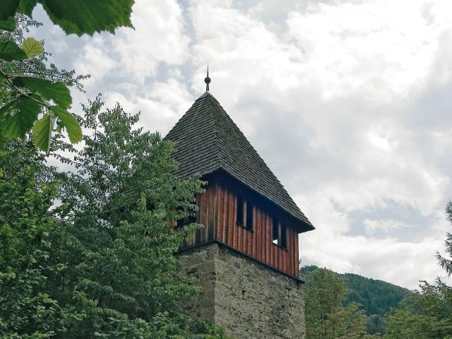 Genießen Sie das kulturelle Erbe dieses Dorfes: - Schoenwies Tirol