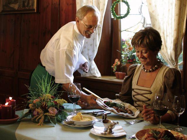 Auch die Küche der Schönwieser Wirte ist eine Tradition für sich! - Schoenwies Tirol