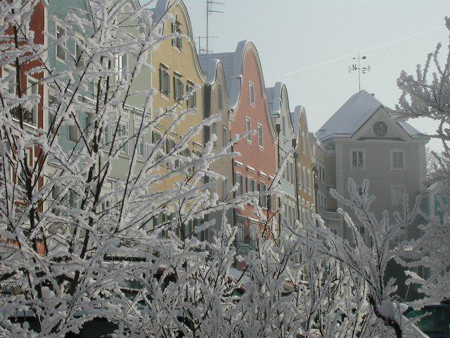 Schaerding Upper Austria