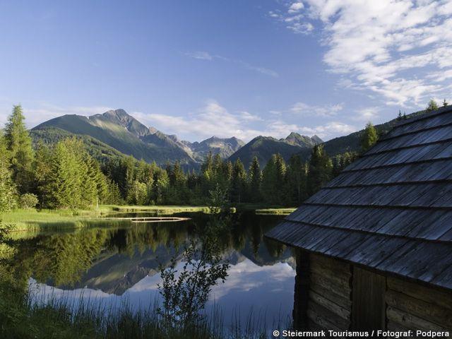 Unberührte Landschaften in der Steiermark - Steiermark