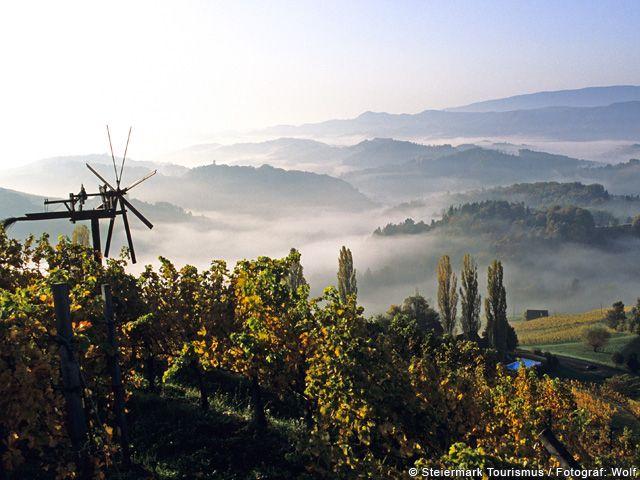traumhafte Landschaften in der Steiermark - Steiermark