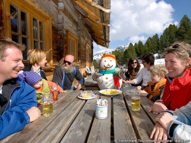 gemütliche Hütte in der Steiermark - Steiermark