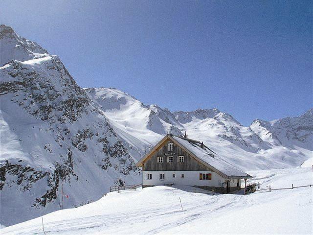 Potsdamer Hütte - Sellrain Tirol