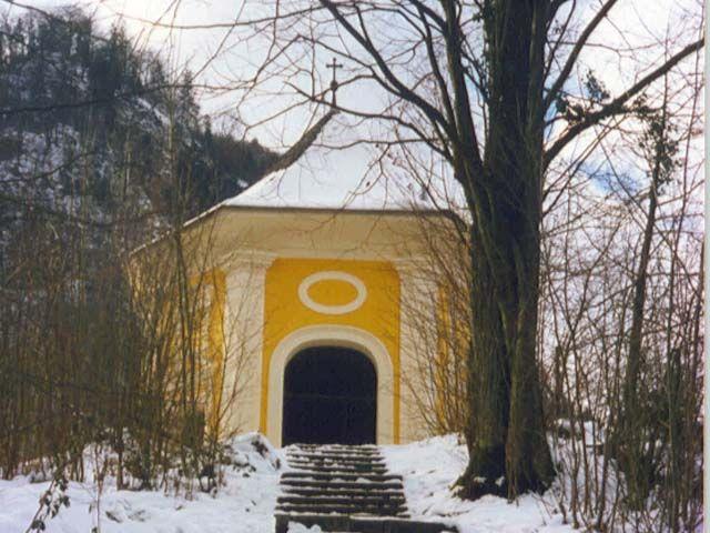 Winterstimmung am Kalvarienberg - Traunkirchen Oberoesterreich