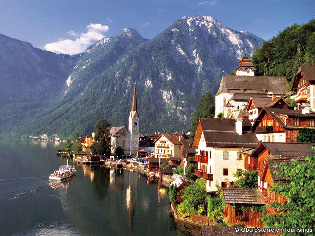 See in Oberösterreich Foto: © OÖ Tourismus / Erber - Oberoesterreich