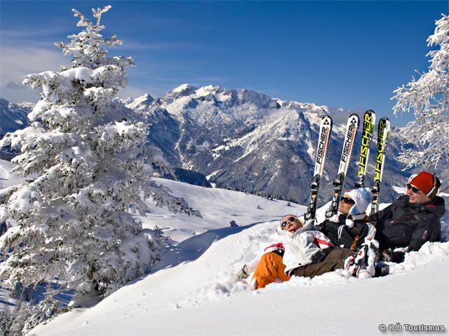 Skifahren in Oberösterreich - Austria Superioara