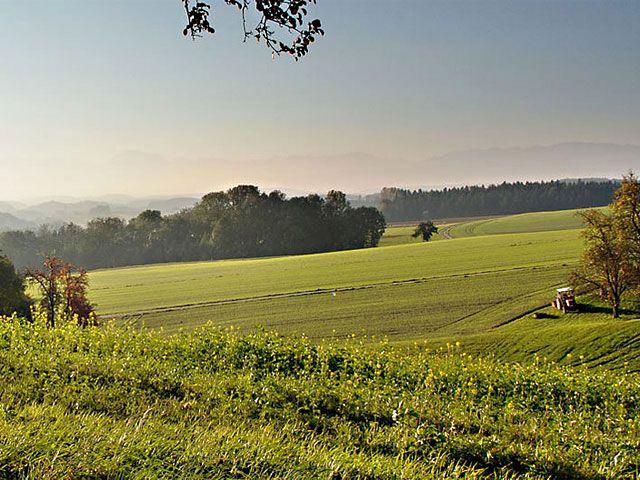 Landschaft Foto: © OÖ Tourismus / Röbl - Oberoesterreich