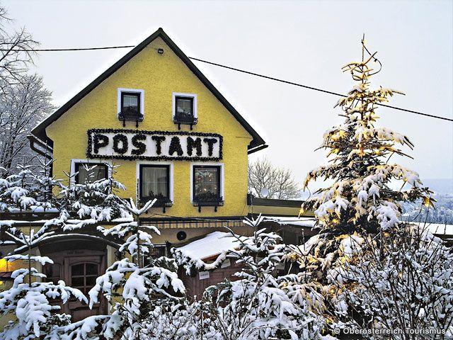 Weihnachten in Oberösterreich - Oberoesterreich