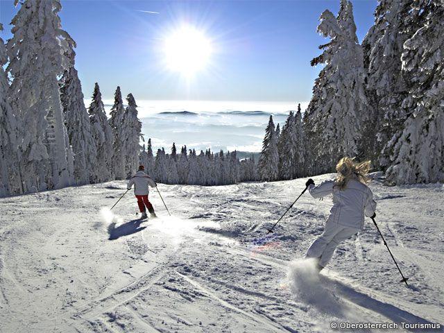 Skifahren in Oberösterreich - Oberoesterreich