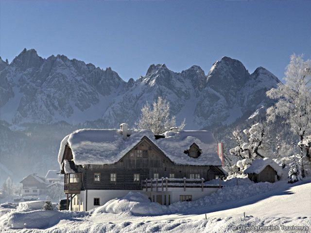 Winter in Oberösterreich - Austria Superioara