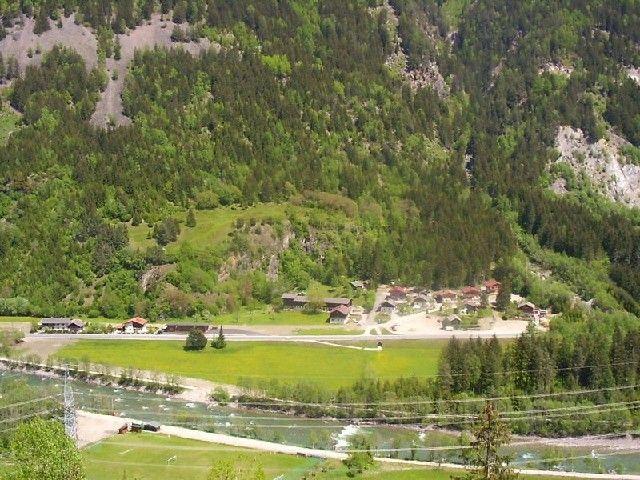 Blick auf den Gschwenter Kofl - St. Johann im Walde Tirol