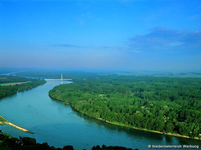 Donau in Niederösterreich - Niederoesterreich