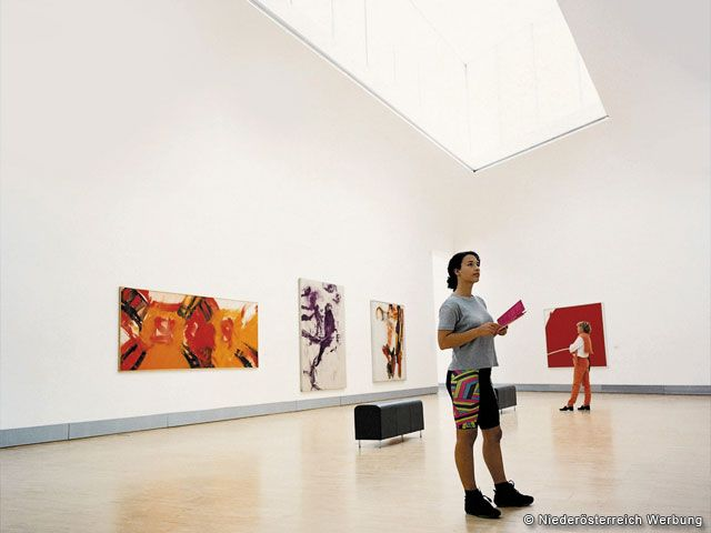 Kultur und Museen in Niederösterreich - Niederoesterreich