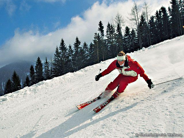 Skifahren in Niederösterreich - Niederoesterreich