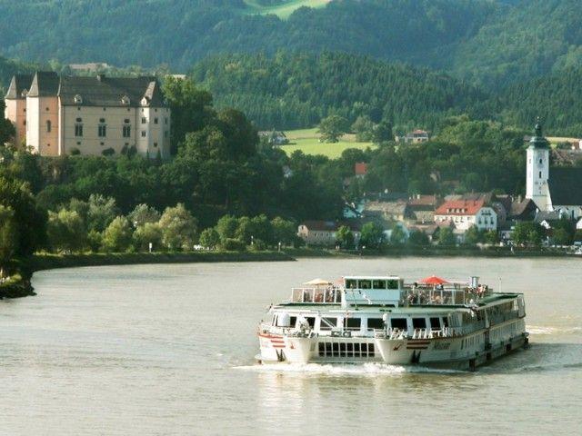 Grein an der Donau - Grein Oberoesterreich