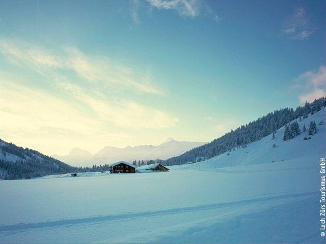 Romantisches Zugertal - Arlberg Vorarlberg