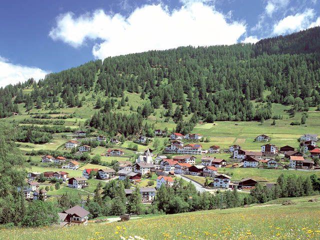 Ortsansicht Fendels - Fendels Tirol