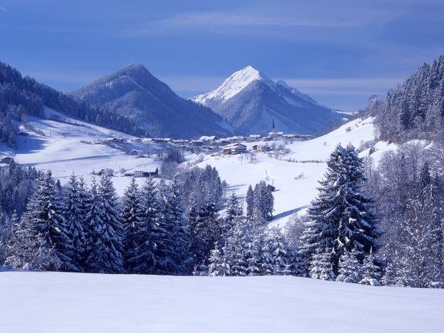 Thierseetal Tirol