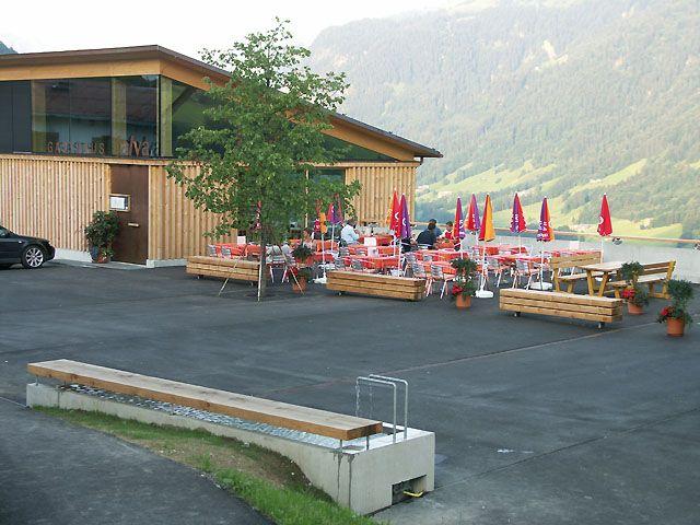 Restaurant Falva - Blons Vorarlberg
