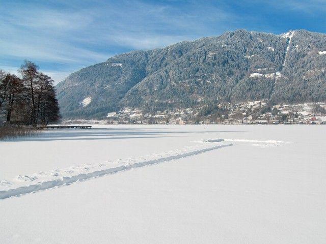 Österreich Kärnten Winterurlaub Region Villach - Region Villach Kaernten