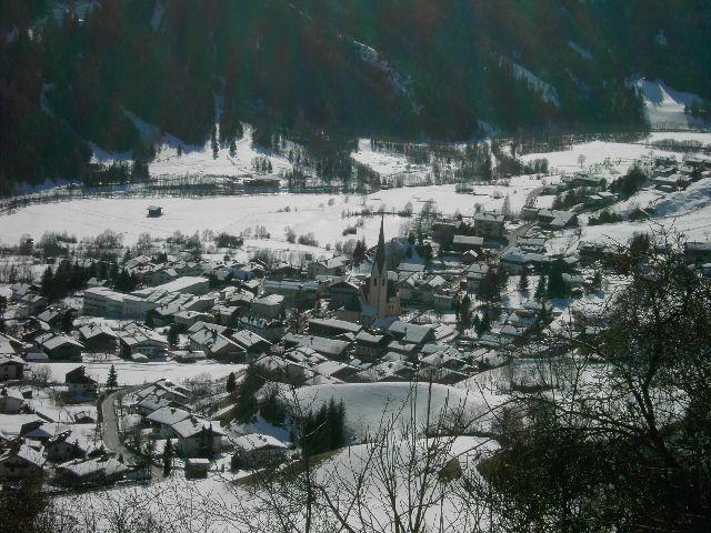 Virgen - das Sonnendorf 1200 m - Virgen in Osttirol Tirol