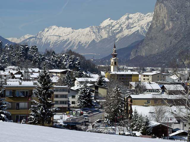 Winter in Völs - Voels Tirol