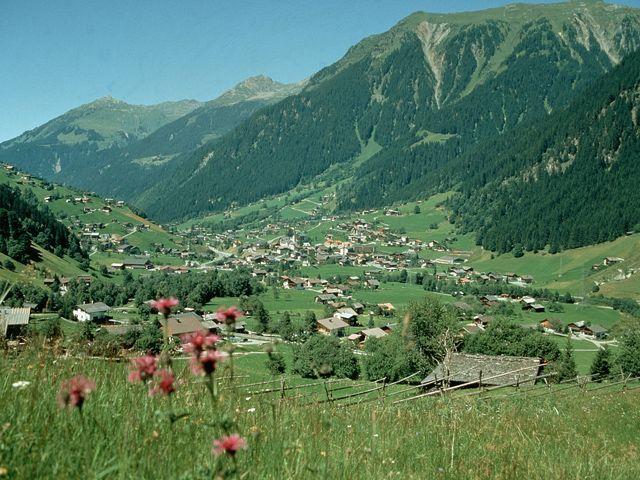 Gaschurn - Gaschurn-Partenen Vorarlberg