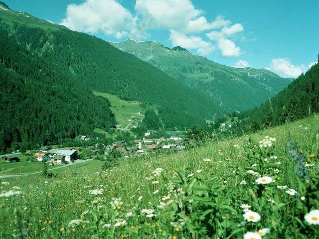 Partenen - Gaschurn-Partenen Vorarlberg