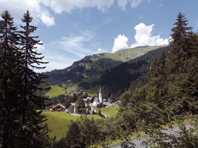 Schroecken Vorarlberg