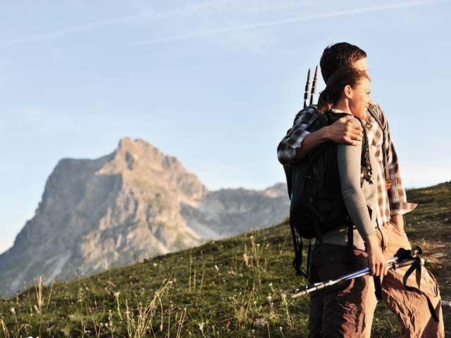wanderrn - Schroecken Vorarlberg